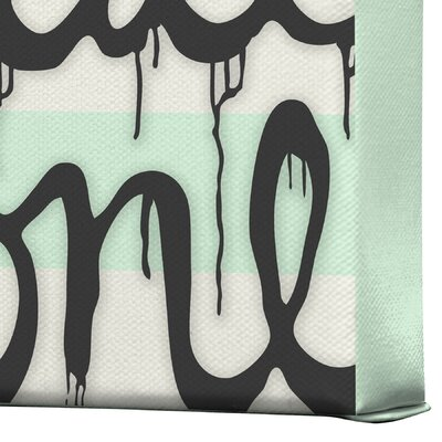 DENY Designs Wesley Bird Locals Only Gallery Wrapped Canvas