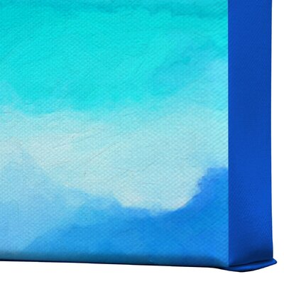 DENY Designs Jacqueline Maldonado Rise 2 Gallery Wrapped Canvas