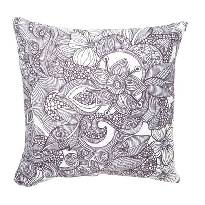 DENY Designs Valentina Ramos Doodles Polyester Throw Pillow