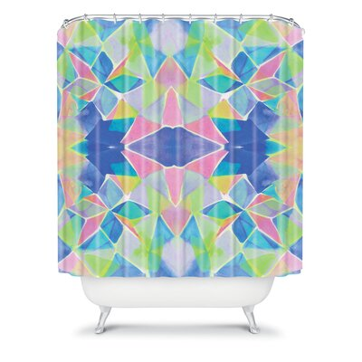 DENY Designs Amy Sia Chroma Polyester Shower Curtain