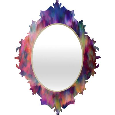 DENY Designs Amy Sia Sunset Storm Baroque Mirror