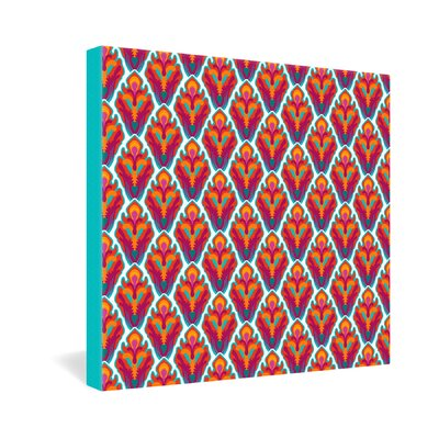 DENY Designs Arcturus Rococo Gallery Wrapped Canvas