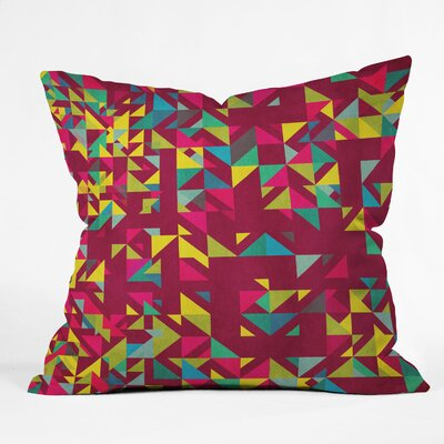 DENY Designs Arcturus Chaos 3 Polyester Throw Pillow