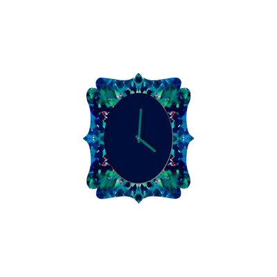 DENY Designs Amy Sia Water Dream Wall Clock
