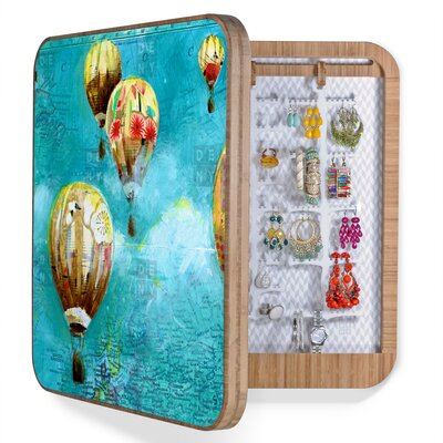 DENY Designs Land Of Lulu Herd of Balloons 2 Bling Box