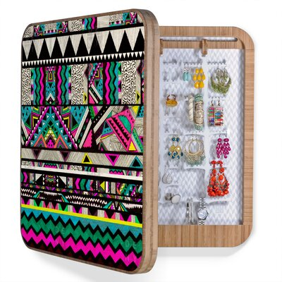 DENY Designs Kris Tate Fiesta Jewelry Box