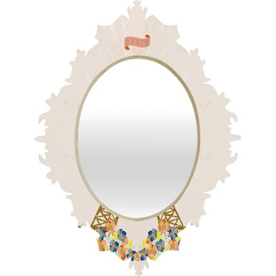 DENY Designs Jennifer Hill Paris Eiffel Tower Baroque Mirror