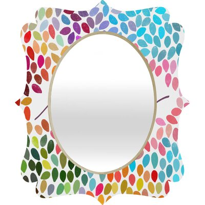 DENY Designs Garima Dhawan Imagine 1 Quatrefoil Mirror