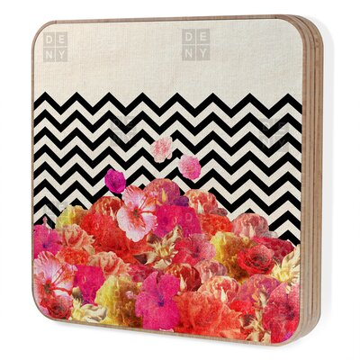 DENY Designs Bianca Chevron Floral 2 BlingBox