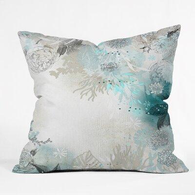 DENY Designs Iveta Abolina Seafoam Polyester Throw Pillow