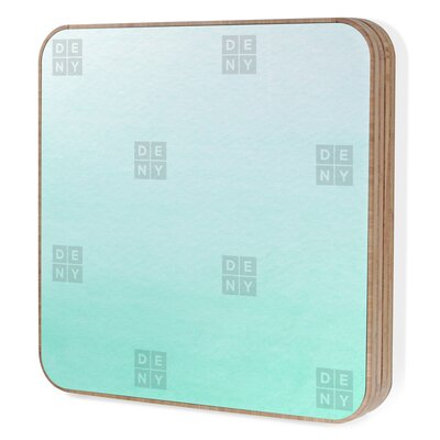 DENY Designs Social Proper Mint Ombre BlingBox