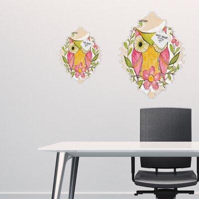 "DENY Designs Cori Dantini Very Good Baroque 2' 5"" x 1' 10"" Magnet Board"