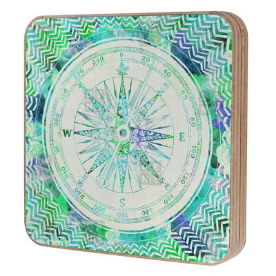 DENY Designs Bianca Follow Your Own Path Mint BlingBox