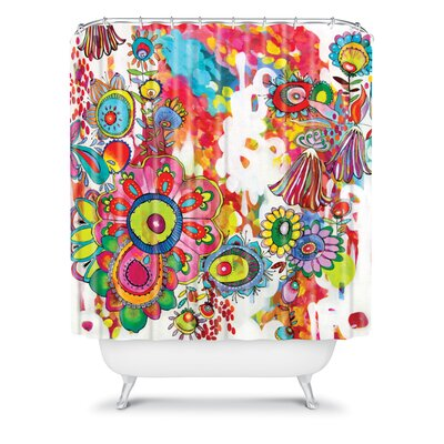DENY Designs Stephanie Corfee Miss Penelope Shower Curtain