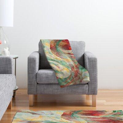 DENY Designs Jacqueline Maldonado Rapt Polyester Fleece Throw Blanket