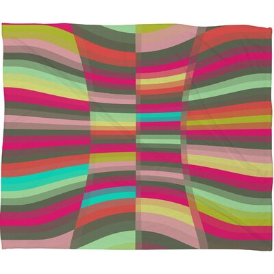 DENY Designs Jacqueline Maldonado Spectacle Polyester Fleece Throw Blanket