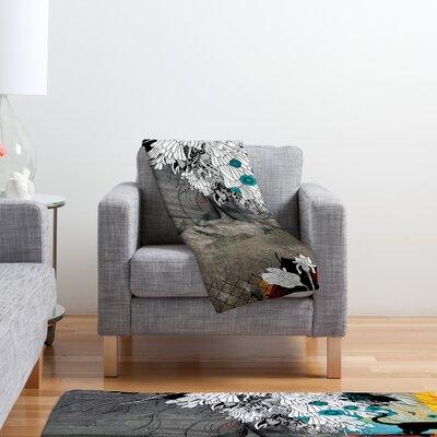 DENY Designs Iveta Abolina Stay Awhile Polyester Fleece Throw Blanket
