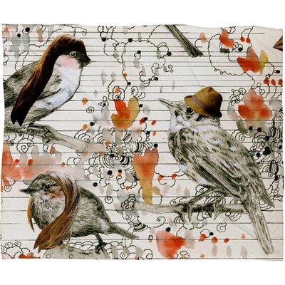 DENY Designs Randi Antonsen Polyester Fleece Throw Blanket