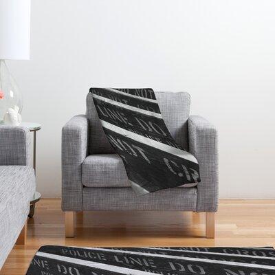DENY Designs Leonidas Oxby 7 Chances Do Ya Feel Lucky Polyester Fleece Throw Blanket