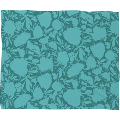 DENY Designs Khristian A Howell Bryant Park 1 Polyester Fleece Throw Blanket