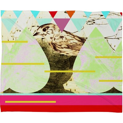 DENY Designs Randi Antonsen Luns Box 6 Polyester Fleece Throw Blanket