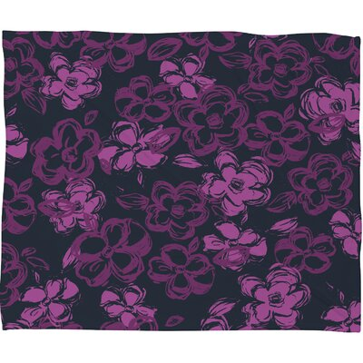 DENY Designs Khristian A Howell Russian Ballet 2 Polyester Fleece Throw Blanket