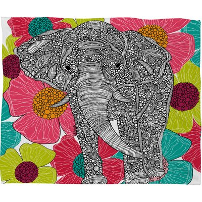 Valentina Ramos Groveland Polyester Fleece Throw Blanket