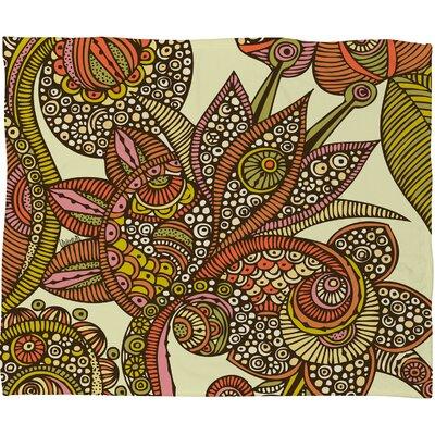 DENY Designs Valentina Ramos Dina Polyester Fleece Throw Blanket