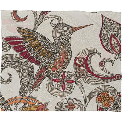 DENY Designs Valentina Ramos Flying Polyester Fleece Throw Blanket