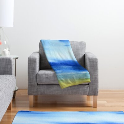 DENY Designs Jacqueline Maldonado Sea Church Polyester Fleece Throw Blanket