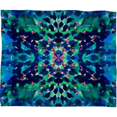 DENY Designs Amy Sia Water Dream Polyester Fleece Throw Blanket