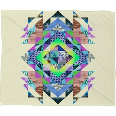 DENY Designs Fimbis Clarice Polyester Fleece Throw Blanket