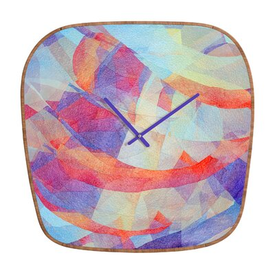 DENY Designs Jacqueline Maldonado New Light Wall Clock