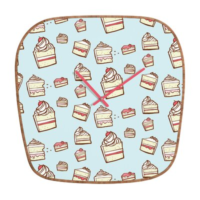 DENY Designs Jennifer Denty Cake Wall Clock