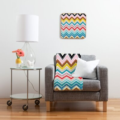 DENY Designs Khristian A Howell Nolita Chevrons Wall Art