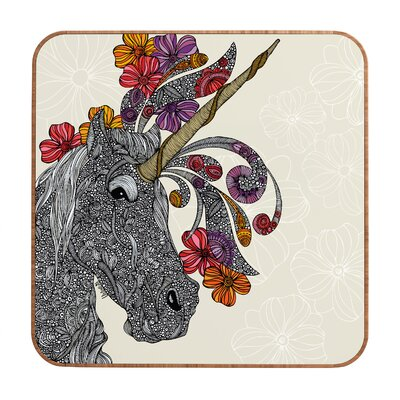 DENY Designs Unicornucopia by Valentina Ramos Framed Graphic Art Plaque