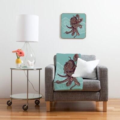 DENY Designs Octopus Bloom by Valentina Ramos Framed Graphic Art Plaque