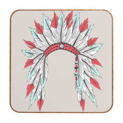 DENY Designs Wesley Bird Dressy Wall Art