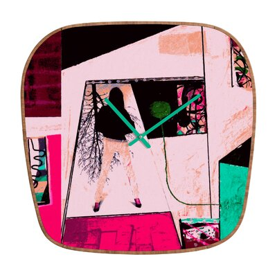 DENY Designs Randi Antonsen City Wall Clock