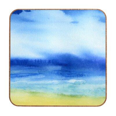 DENY Designs Sea Church by Jacqueline Maldonado Framed Painting Print Plaque