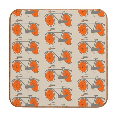 DENY Designs Mummysam Bicycles Wall Art