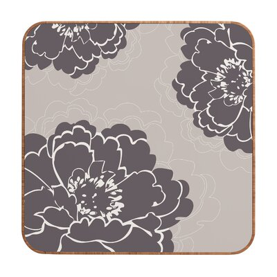 DENY Designs Caroline Okun Winter Peony Wall Art