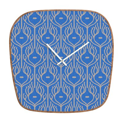 DENY Designs Holli Zollinger Umbraline Wall Clock
