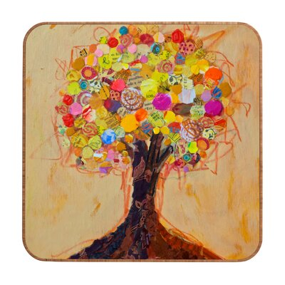 DENY Designs Elizabeth St Hilaire Nelson Summer Tree Wall Art