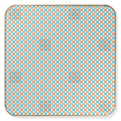 DENY Designs Tammie Bennett X Check Jewelry Box Replacement Cover