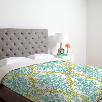 Rebekah Ginda Design Lovely Damask Duvet Cover Collection