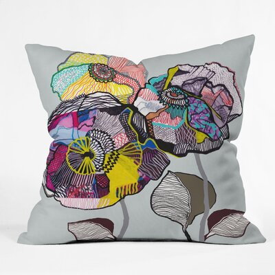 DENY Designs Mikaela Rydin Growing Throw Pillow