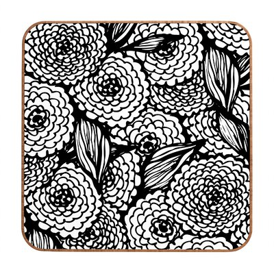 DENY Designs Julia Da Rocha Bouquet of Flowers Love Wall Art