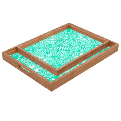DENY Designs Budi Kwan Decographic Rectangular Tray
