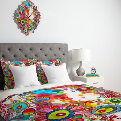 DENY Designs Stephanie Corfee Miss Penelope Duvet Cover Collection